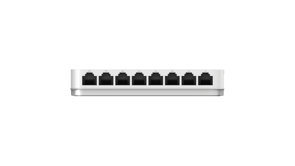Imagine Switch 8 porturi Gigabit, D-LINK GO-SW-8G