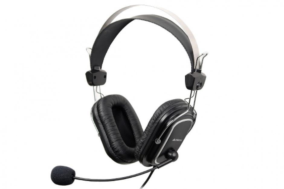 Imagine Casti cu microfon ComfortFit, A4Tech HS-50