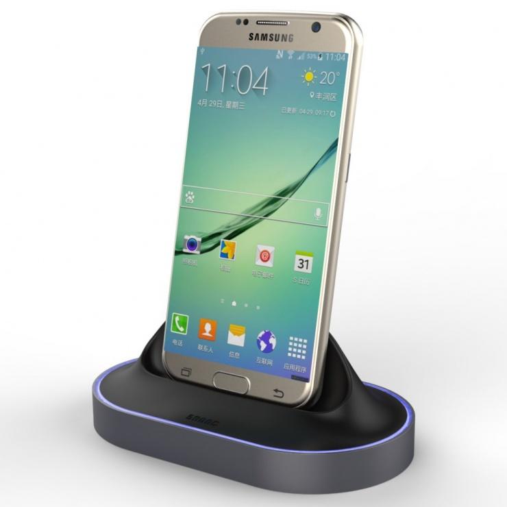 Imagine Docking pentru smartphone USB 3.1-C la HDMI + 2 x USB 3.0 + PD, KU31DOCK12