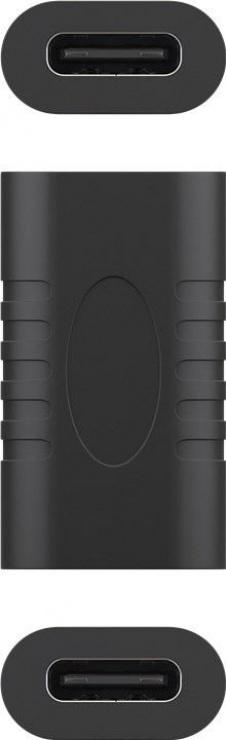 Imagine Adaptor USB 3.1 tip C M-M negru