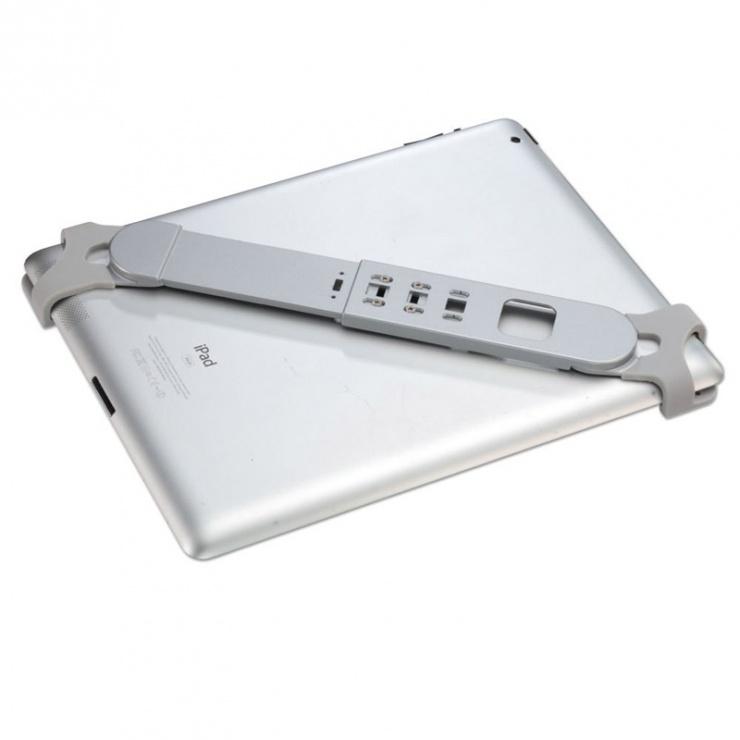 """Imagine Blocator universal pentru tableta 9-11"""", Lindy L20943"""