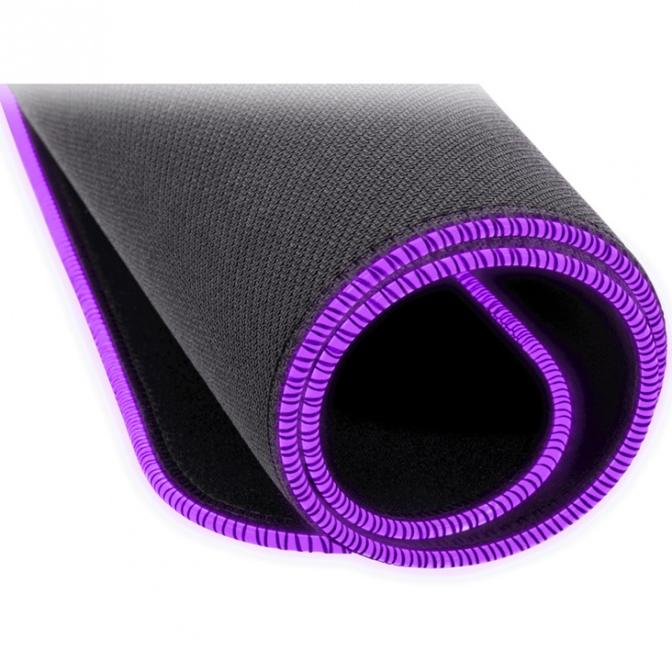 Imagine Mouse pad Gaming RGB 470 x 350 Negru & Mov, Cooler Master MPA-MP750-L -3