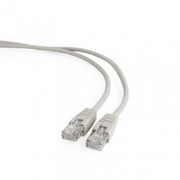 Imagine Cablu retea UTP Cat.5e 0.5m, Gembird PP12-0.5M