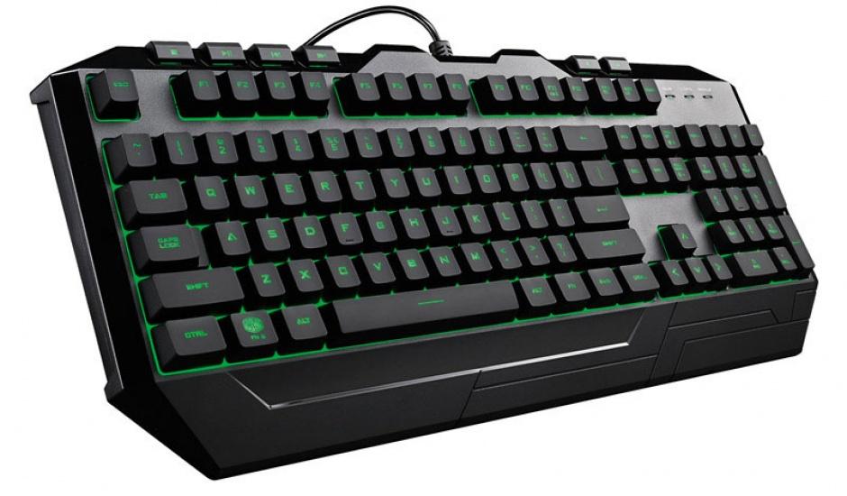 Imagine Kit tastatura si mouse USB COOLER MASTER Devastator 3 RGB LED-10