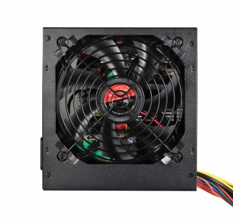 Imagine Sursa SPIRE PEARL 550W, fan 120mm, 4x S-ATA, 2x IDE