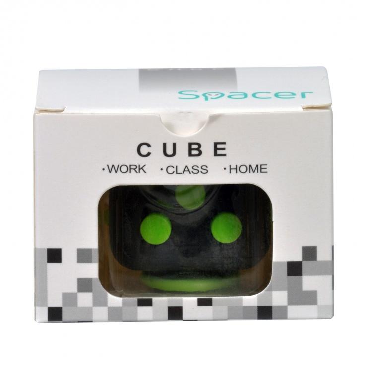 Imagine Cub antistres black, Spacer SP-CUBE-FGET-6