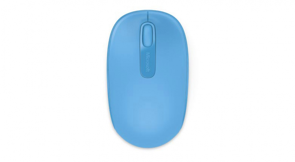 Imagine Mouse wireless Mobile 1850 Blue, Microsoft U7Z-00057