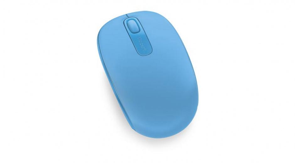 Imagine Mouse wireless Mobile 1850 Blue, Microsoft U7Z-00057-1