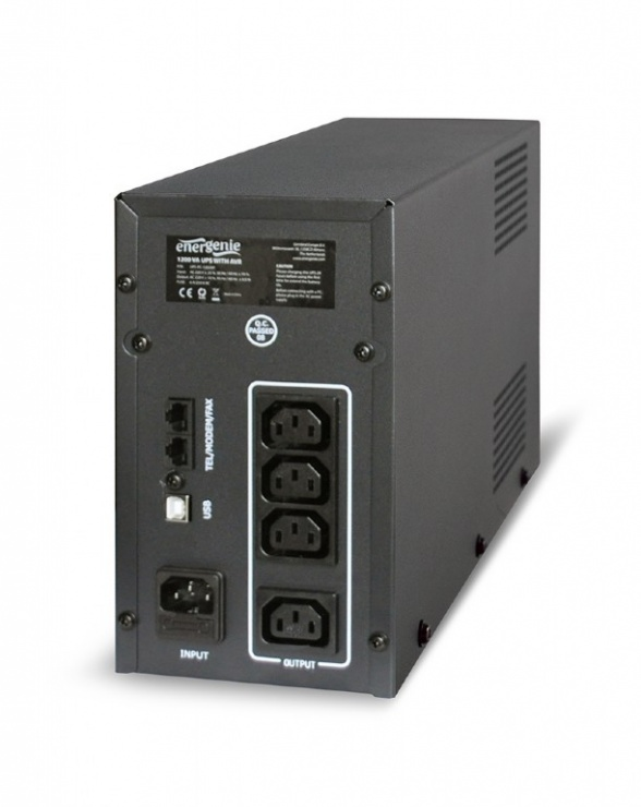 Imagine UPS Gembird 1200VA (AVR), UPS-PC-1202AP-1