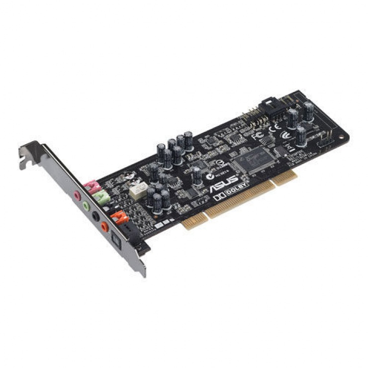 Imagine Placa de sunet Analog + Digital PCI, Asus XONAR_DG