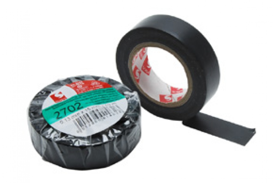 Imagine Banda izolatoare PVC 15mm/10m Negru, ZVPEP01