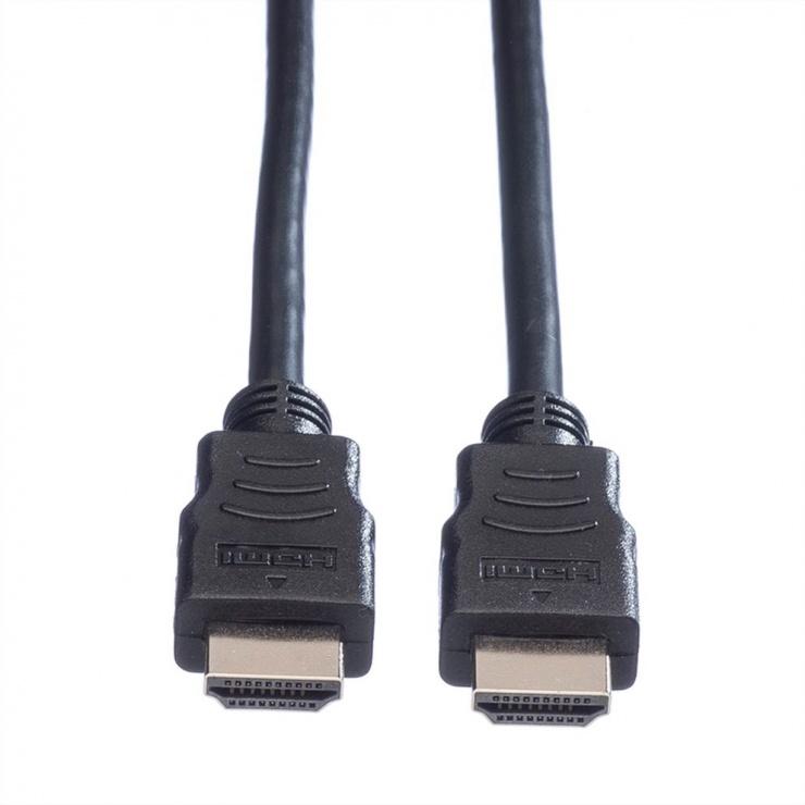 Imagine Cablu HDMI v1.4 19T - 19T ecranat 2m, S3672-1