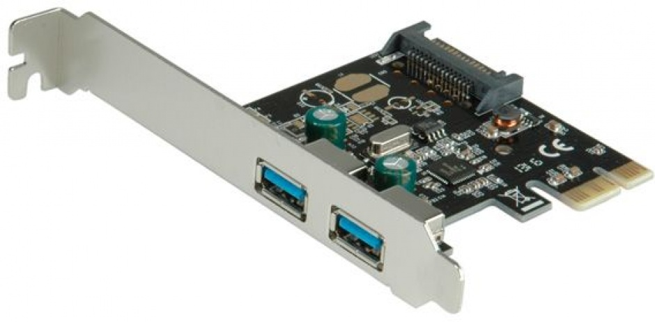 Imagine PCI Express cu 2 x USB 3.0, Value 15.99.2111
