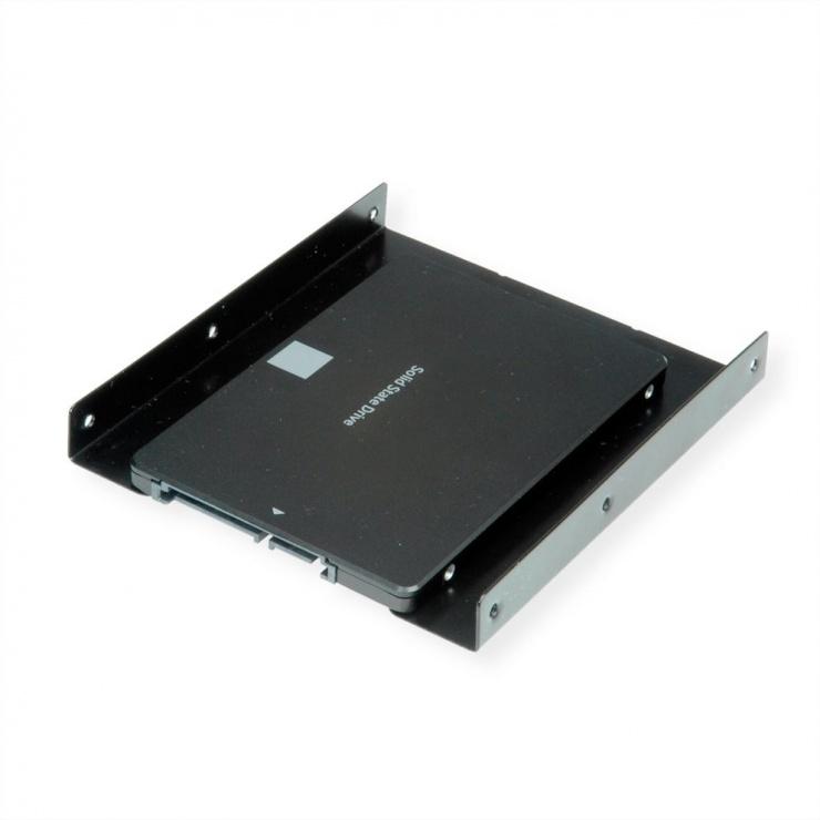"Imagine Adaptor pentru SSD/HHD 2.5"" in bay de 3.5"", Roline 16.01.3009"