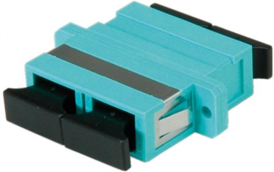 Imagine Adaptor fibra optica SC-SC Duplex OM3, Value 21.99.0655-4
