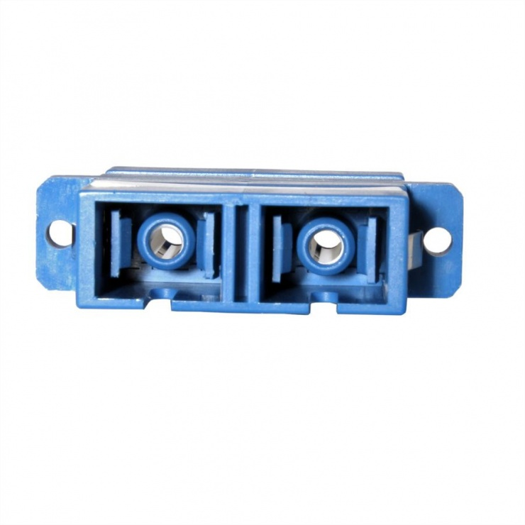 Imagine Adaptor fibra optica SC-SC Duplex OS2, Value 21.99.0657-2