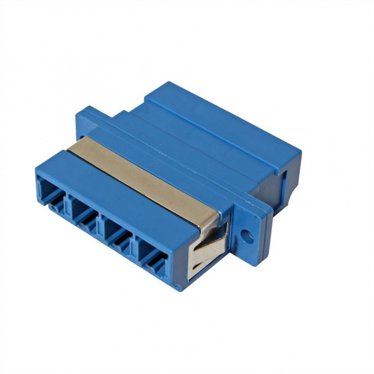 Imagine Adaptor fibra optica LC-LC OS2 cvadruplu, Value 21.99.0662-3