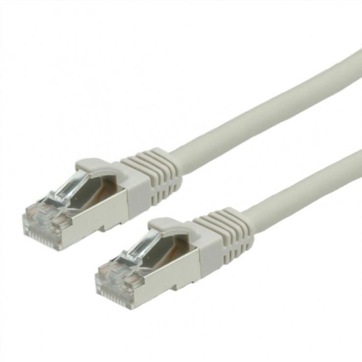 Imagine Cablu retea SFTP Value Cat.6 gri, LSOH, 5m, 21.99.0705