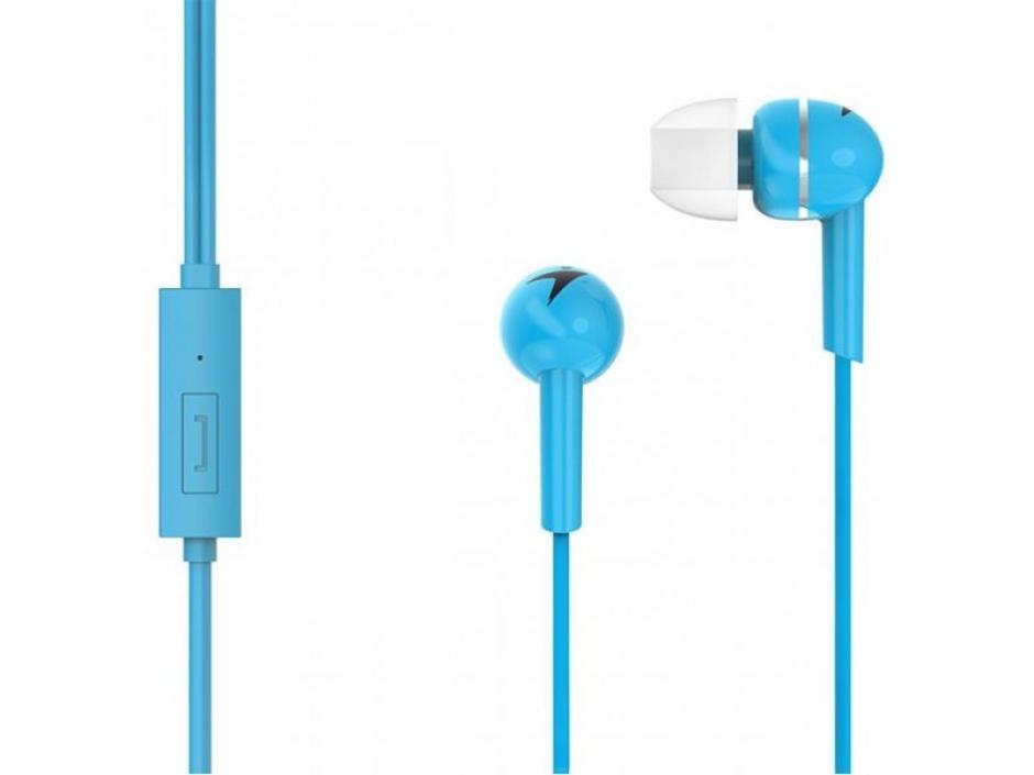 Imagine Casti interne cu microfon HS-M300 Blue, Genius