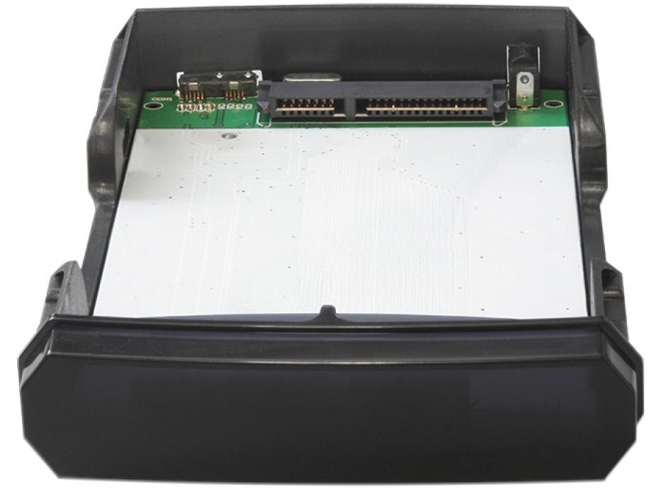 "Imagine Rack HDD Extern 2.5"" USB 3.0 la SATA/IDE, Delock 42494-2"
