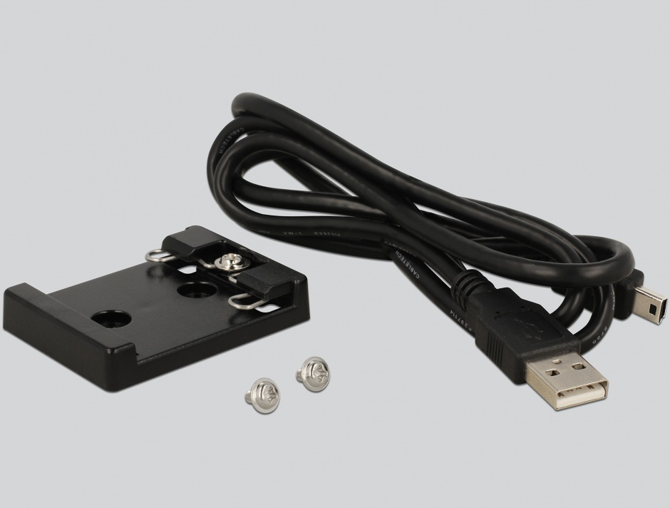 Imagine Adaptor USB la Serial RS-422/485 3 kV Isolation, Delock 62501