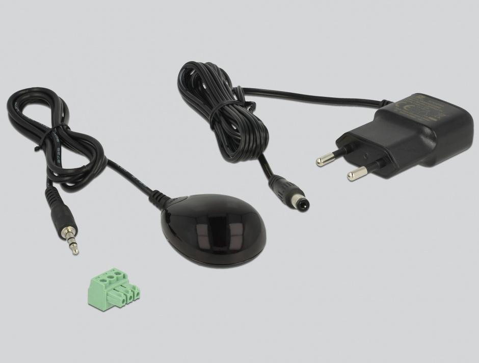 Imagine Transmitter HDMI pentru video over IP, Delock 65943