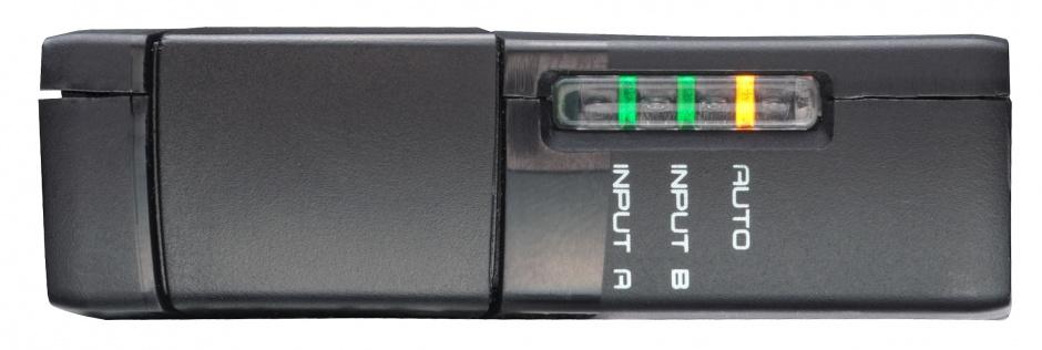 Imagine Switch audio toslink digital optic 2 porturi automat, Lindy L70405