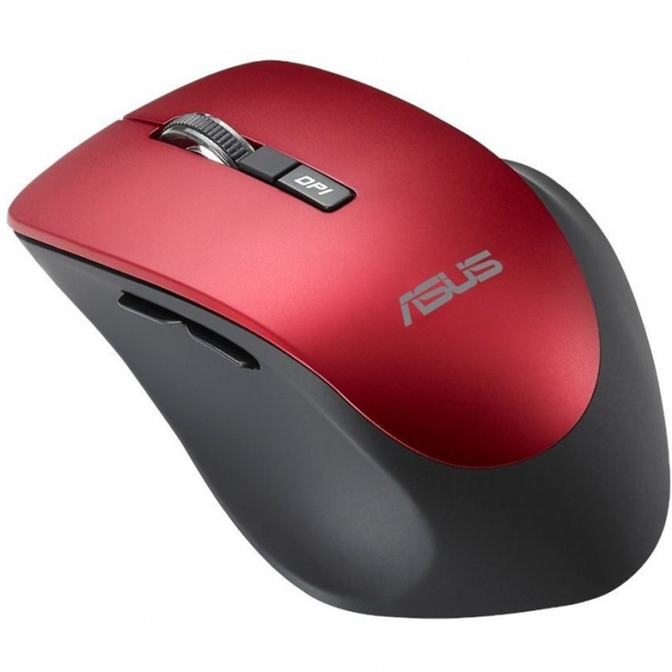 Imagine Mouse optic wireless WT425 Dark Ruby, Asus
