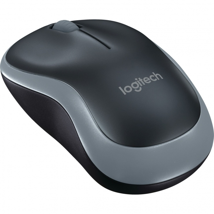 Imagine Mouse M185 Wireless Negru, Logitech 910-002238