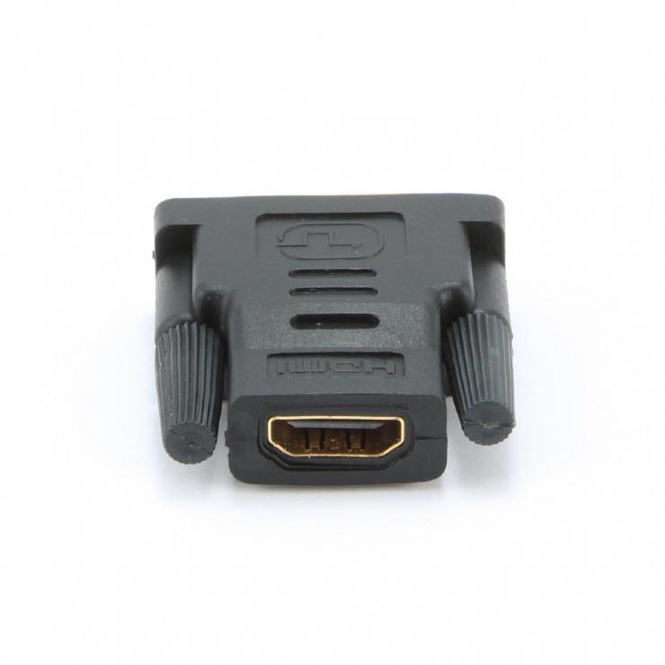 Imagine Adaptor HDMI la DVI-D Single Link M-T, A-HDMI-DVI-2