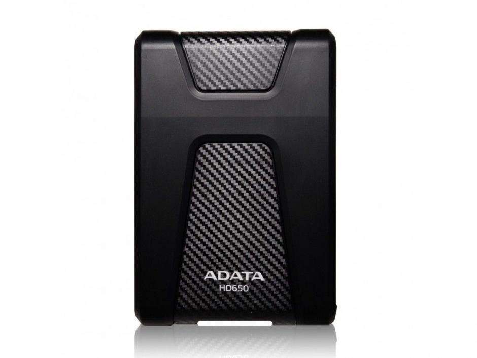 """Imagine HDD ADATA EXTERN 2.5"""" USB 3.0 2TB HD650 Black"""