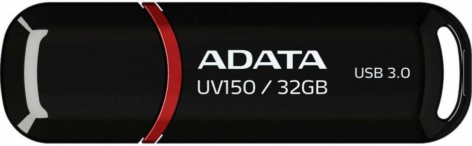 Imagine Stick USB 3.0 cu capac 32GB UV150 Negru, ADATA