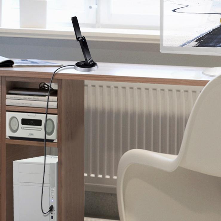 Imagine Placa de retea USB AC1900 High Gain Wireless Dual Band, TP-LINK Archer T9UH