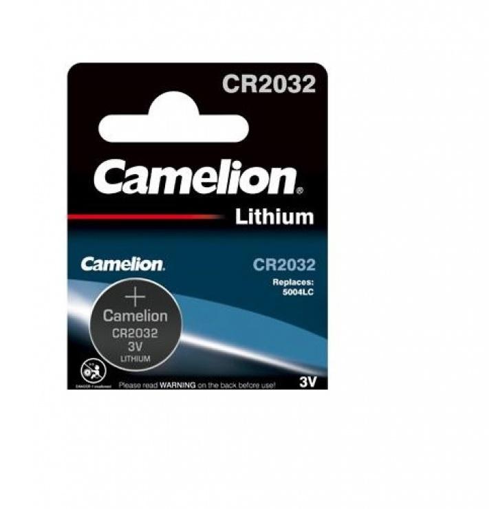 Imagine Camelion Baterie Litiu CR2032 3V