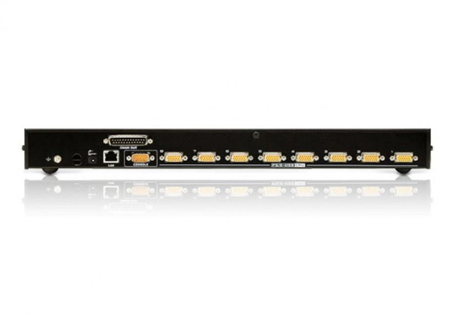 Imagine Distribuitor KVM PS/2-USB 8 porturi over IP, Aten CS1708i-1