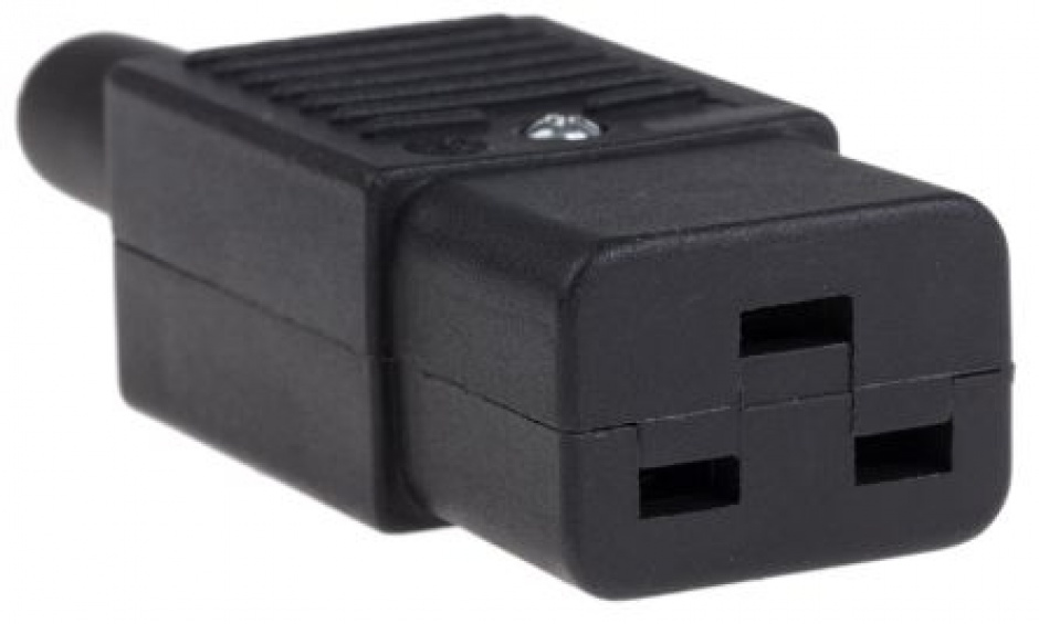 Imagine Conector de alimentare C19 IEC60320 230V mama