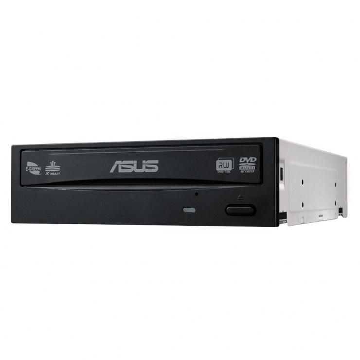 Imagine DVD RW SATA BLACK, ASUS DRW-24D5MT/BK/B/AS