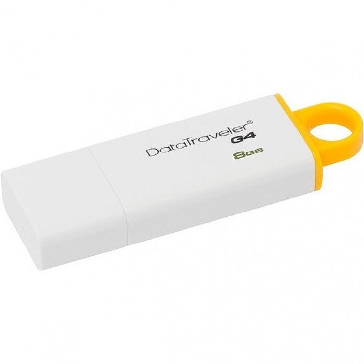 Imagine Stick USB 3.0 DataTraveler 8GB, KINGSTON DTIG4/8GB