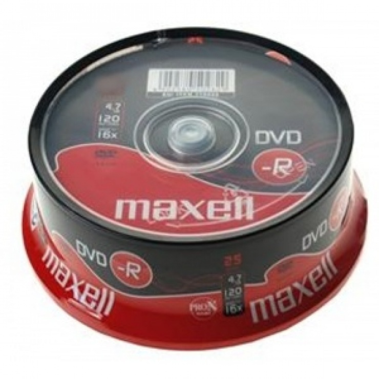 Imagine DVD-R 4.7GB 16x 10buc Maxell