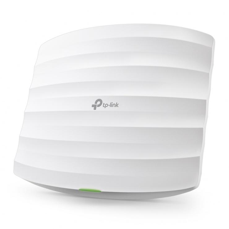 Imagine Acces Point wireless 300Mbps. montare pe tavan, TP-LINK EAP115