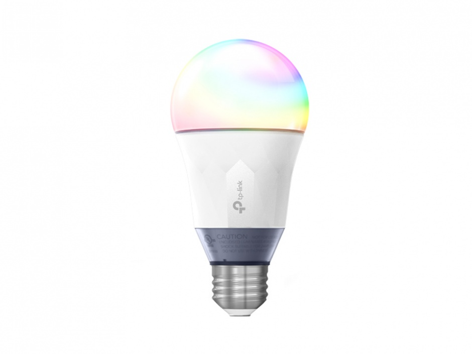 Imagine Bec LED Wi-Fi inteligent Color, TP-LINK LB130