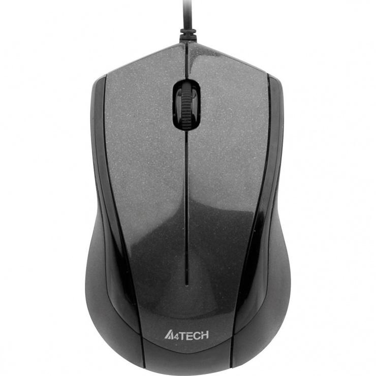 Imagine Mouse Optic USB  Padless A4Tech V-Track N-400-1