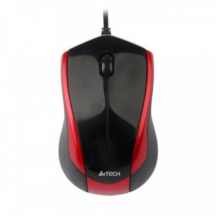 Imagine Mouse Optic USB Padless A4Tech V-Track N-400-2