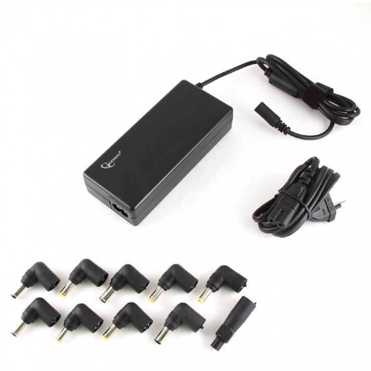 Imagine Alimentator notebook universal 90W/20V/4.5A, Gembird NPA-AC1D-2
