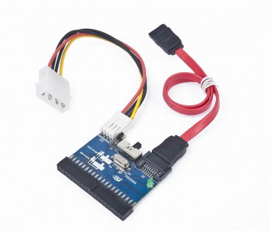 Imagine Convertor IDE-SATA bidirectional, Gembird SATA-IDE-2