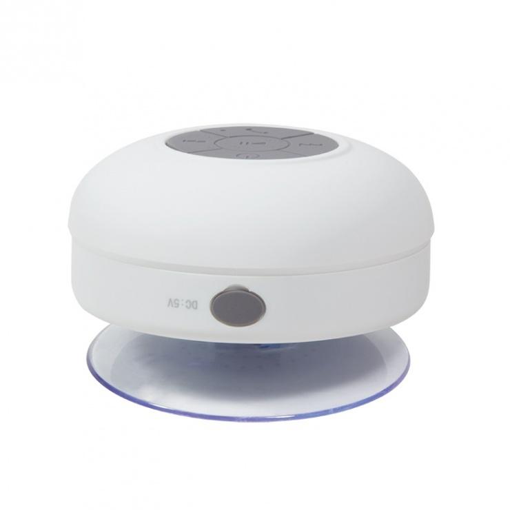 Imagine Boxa portabila Wireless Alb, Logilink SP0052W-2