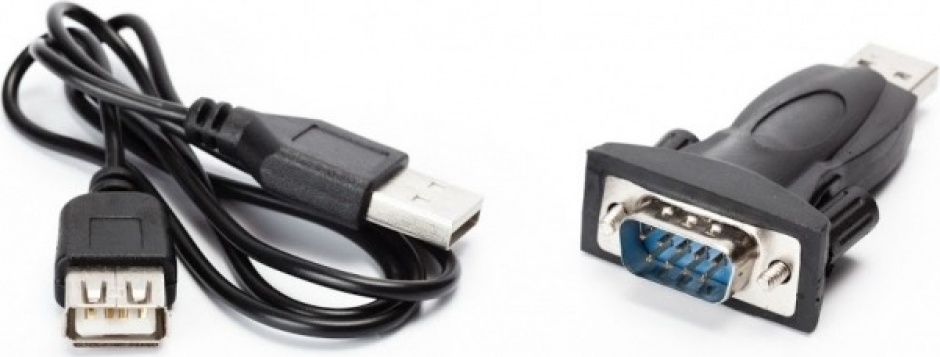 Imagine Adaptor USB la Serial RS232, Spacer SPA-USB-RS232