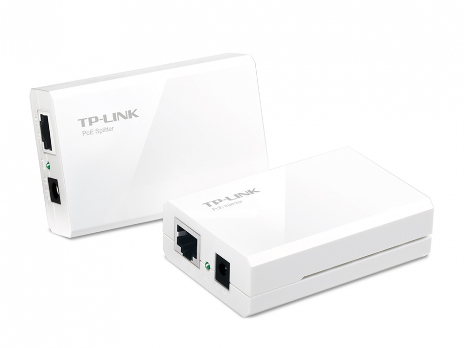Imagine Kit adaptor Power over Ethernet (PoE), TP-LINK TL-POE200-1