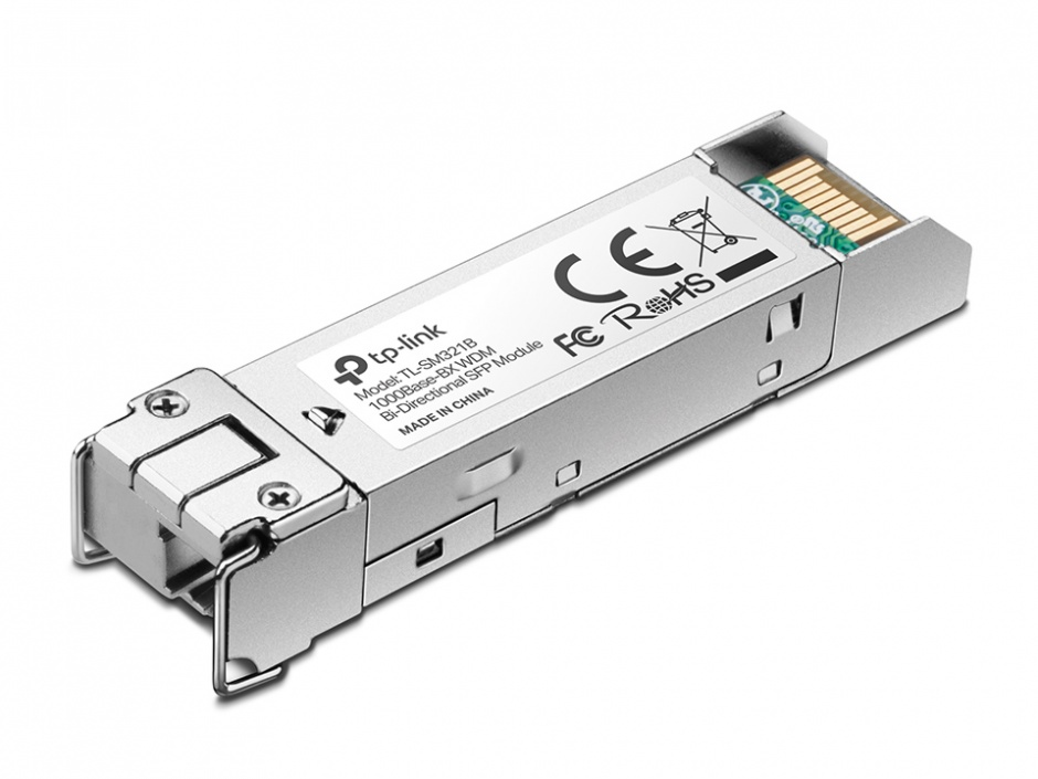 Imagine Modul SFP WDM Bi-Directional 1000Base-BX, TP-Link TL-SM321B