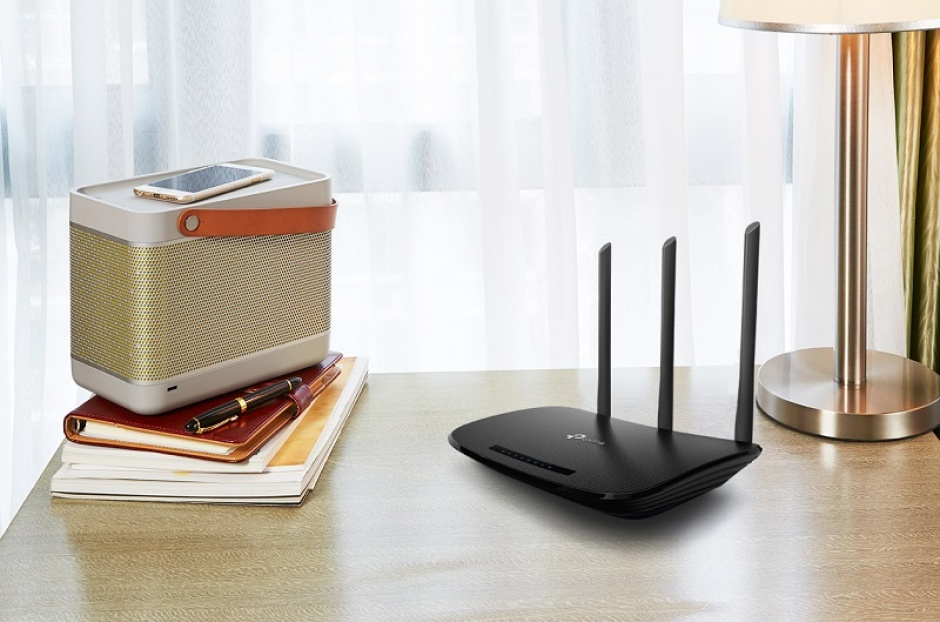 Imagine Router Wireless 450Mbps TP-Link TL-WR940N-3